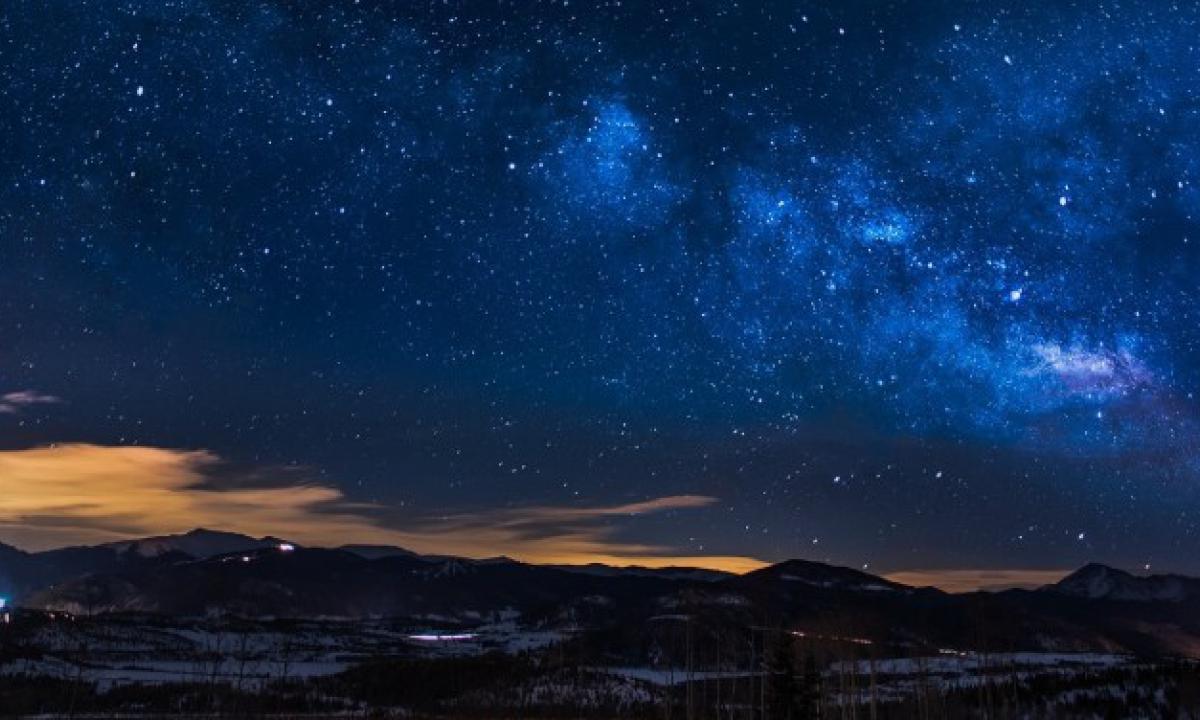 E le stelle stanno a guardare